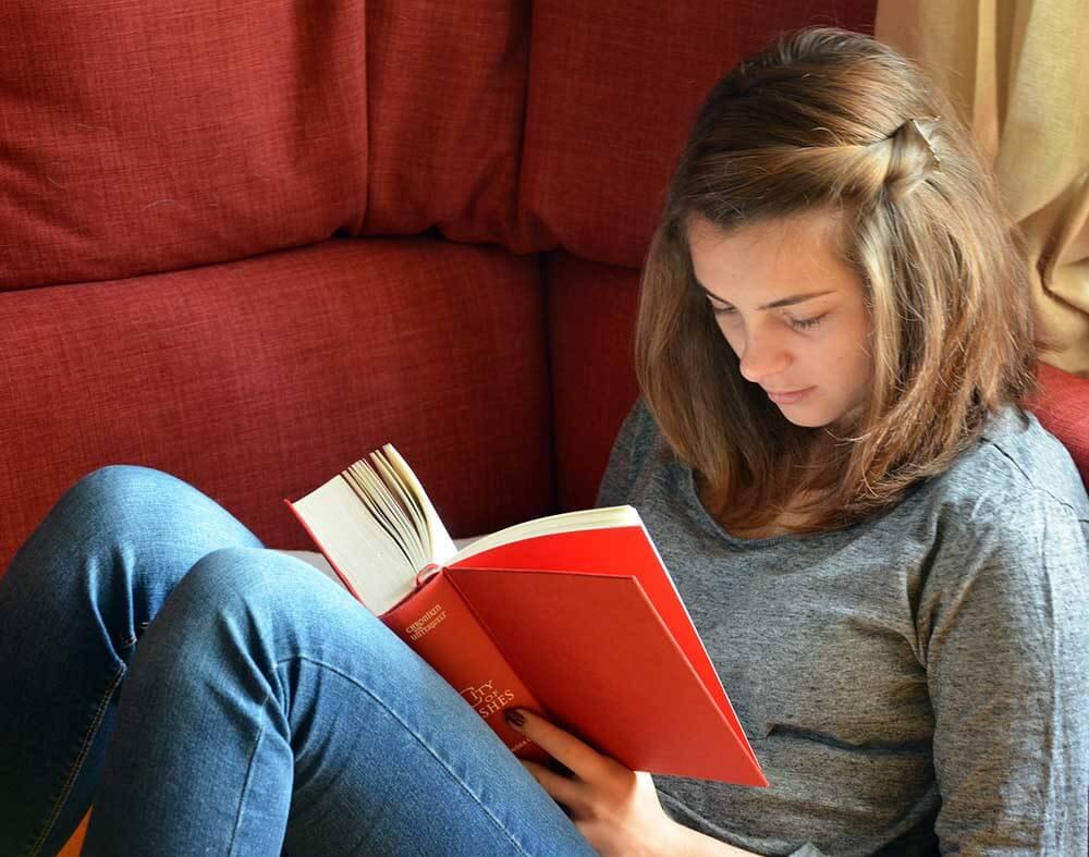 Stiftung lesen mädchen