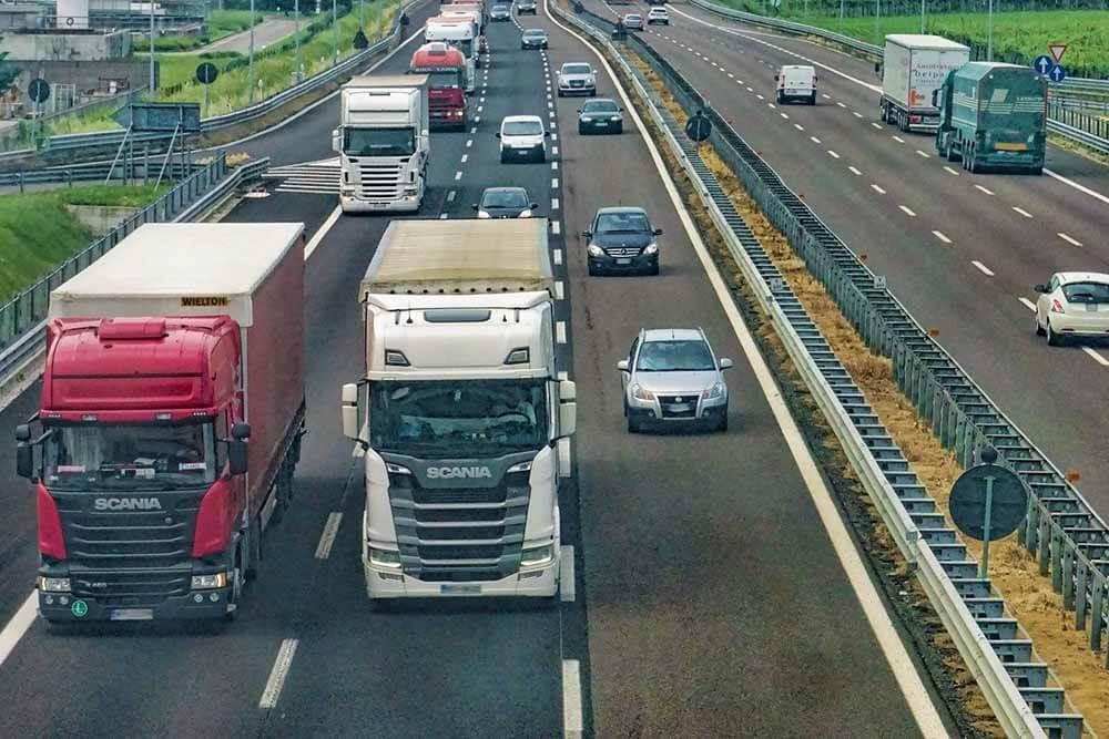 Lärmsanierung Autobahn